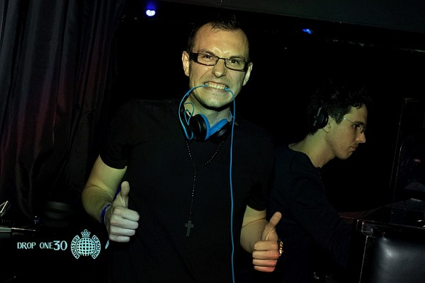 gig at ministry of sound